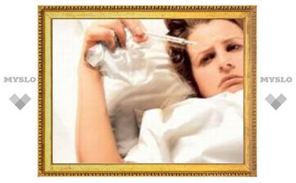 В Туле зарегистрировано 30 случаев гриппа