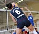 Волейболистки «Новомосковочки» вырвали победу у самарской «Искры»