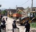 Плеханово, итоги дня: В таборе принудительно снесли первые 10 домов