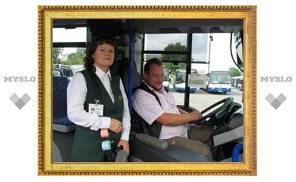В 2013 году поднимут зарплату водителей и заменят часть муниципального транспорта