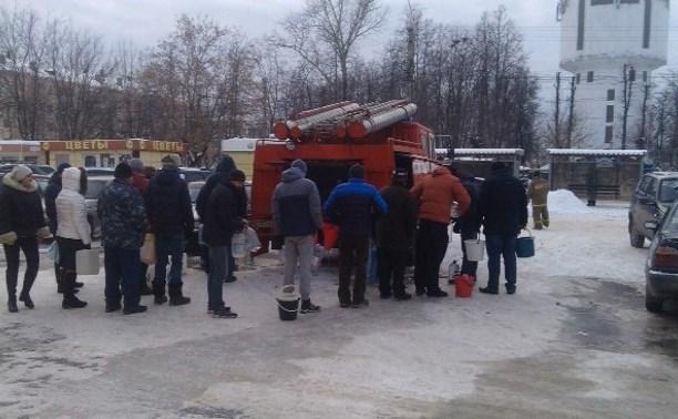 30 января жителям Пролетарского округа будут раздавать питьевую воду