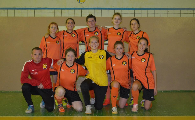 В Щекино прошел чемпионат по мини-футболу среди женщин