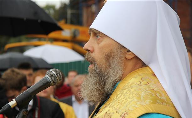 Владимир Путин наградил орденом Почёта тульского митрополита