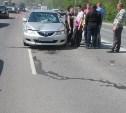 Женщина, попавшая под колёса «Мазды» возле кладбища, скончалась в больнице