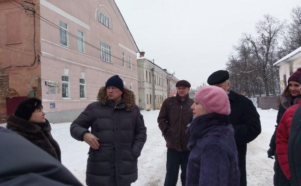 На месте разрушенной больницы «Штампа» будет реабилитационный центр