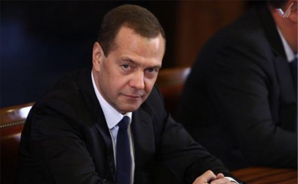 Активисты ОНФ обсудили с премьер-министром Дмитрием Медведевым честные госзакупки