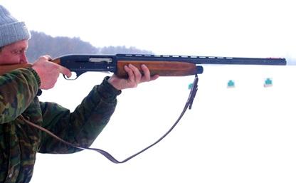 В Дубенском районе охотник застрелил своего друга
