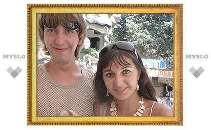 Туляки поженились на Селигере