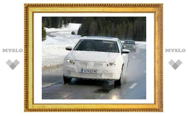 """Новый седан эконом-класса от Volkswagen """"засветился"""" на испытаниях"""