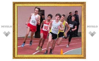 В Туле определили самых быстрых спортсменов