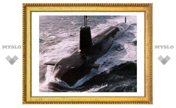 В Атлантике столкнулись атомные подлодки