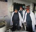 Руководители тульских колоний и СИЗО приготовили обед для заключённых