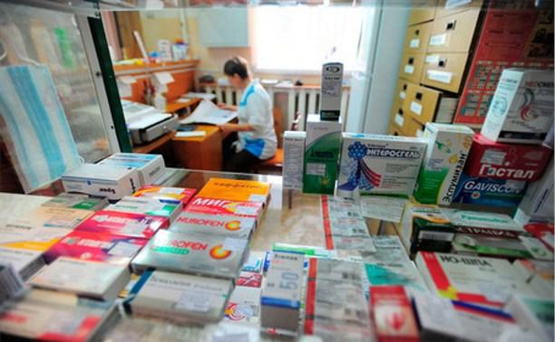 Фармацевт присвоил 346 тысяч рублей, продавая лекарства в обход кассы