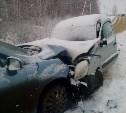 За минувшие сутки в Тульской области произошло три аварии