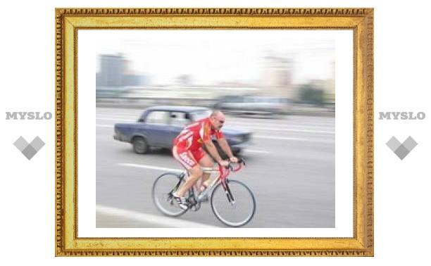 Российских велосипедистов обяжут сдавать на права