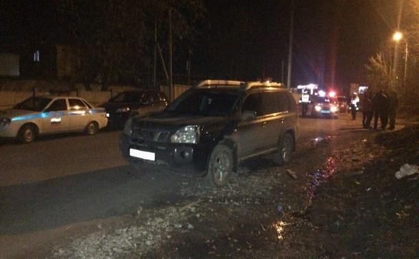 В Туле пьяный водитель сбил 15-летнюю девушку