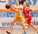 Баскетболистки школы № 17 пробились в финал «КЭС-Баскета»
