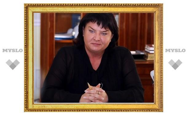 Алиса Толкачева лишила депутатов денег