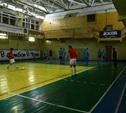 Предновогодний турнир по мини-футболу вышел на финишную прямую