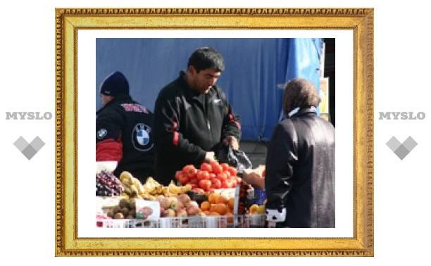 Кто работает на рынках Тулы?