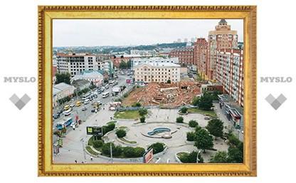 На месте бывшего кукольного театра построят торговый центр!