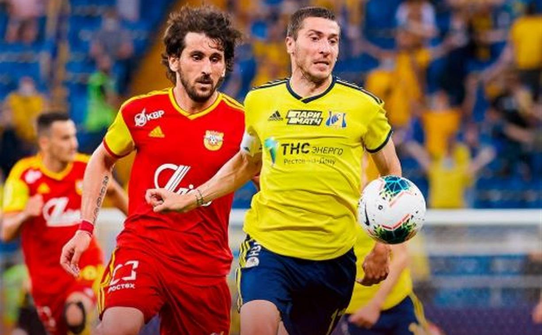 Четвертое поражение подряд: «Арсенал» на выезде проиграл «Ростову» – 1:2