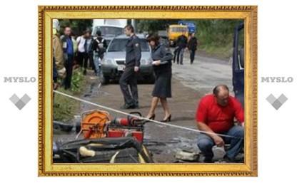 Число жертв аварии под Тулой возросло