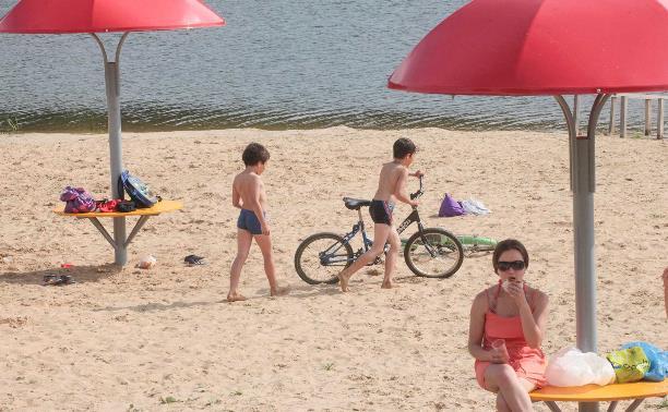 Летом в Тульской области для отдыхающих откроют 60 пляжей