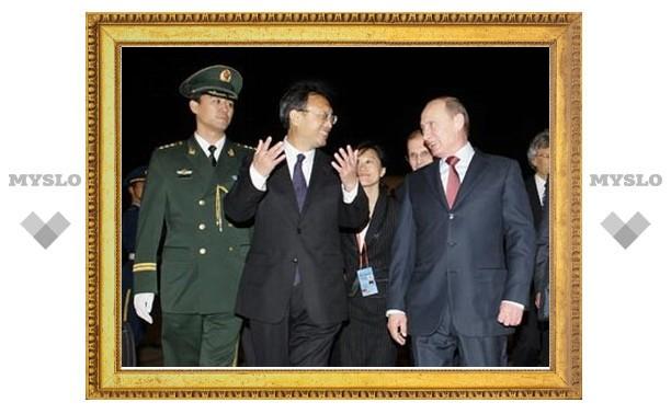Россия и Китай заключили контракты на 3,5 миллиарда долларов