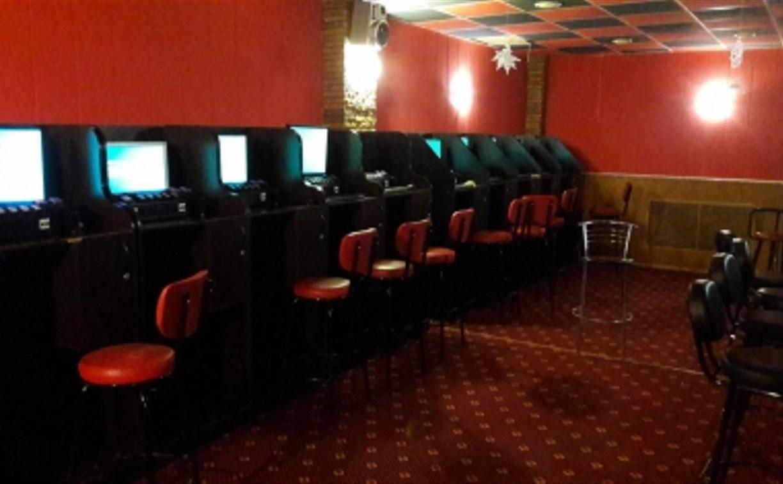 В Пролетарском районе Тулы накрыли подпольный игорный клуб