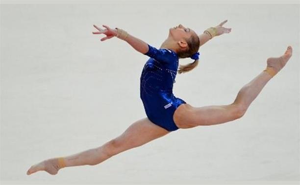 Тульские гимнастки блестяще выступили на турнире «Цапелька»