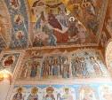 8 сентября началось золочение иконостаса храма Димитрия Донского в Тульском кремле