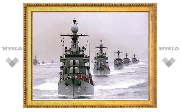 ВМС Южной Кореи подбили нарушивший границу катер КНДР