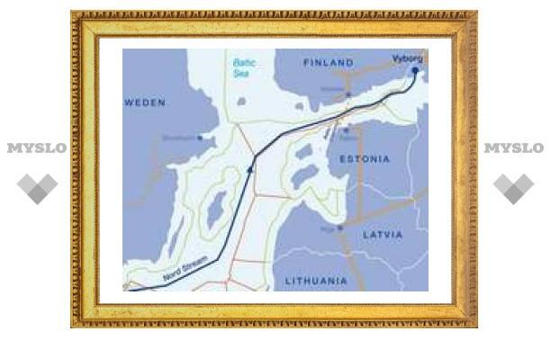 Эстония не разрешила Nord Stream исследовать ее морское дно
