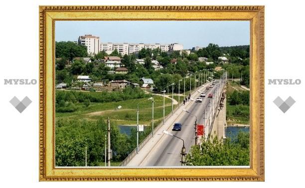 Алексинский мост откроют в декабре