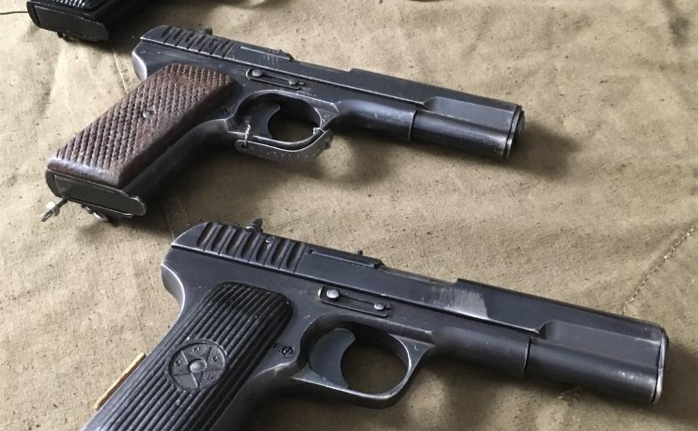 90 лет назад в Туле начали производить пистолет ТТ