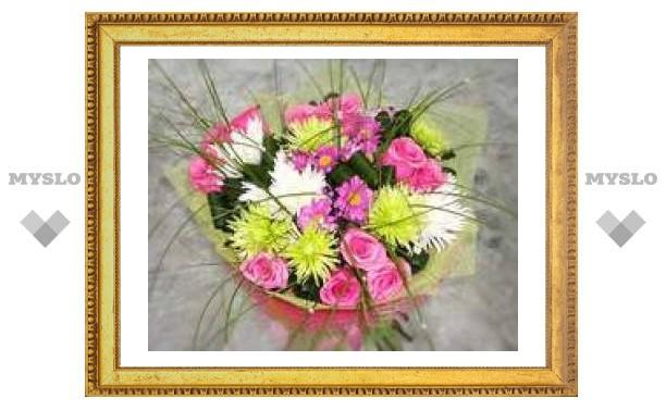 Орхидеи скажут о любви, а лилии - об уважении