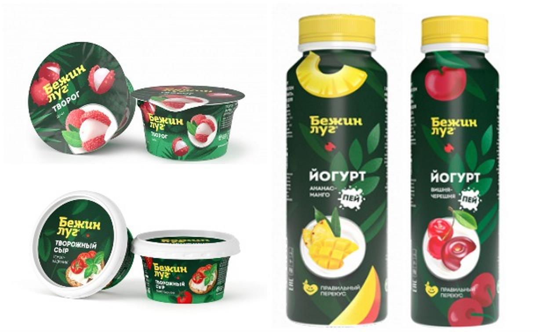 Питьевой йогурт, мягкий творог, сыр творожный: встречайте вкусные новинки от Тульского молочного комбината!