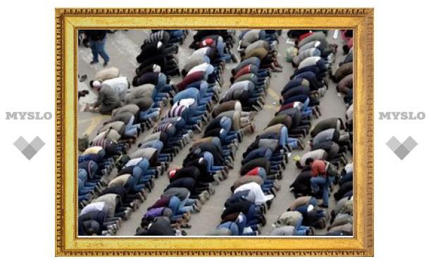 Сегодня тульские мусульмане празднуют Курбан-байрам