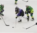Новомосковская «Виктория» вышла в финал хоккейного турнира