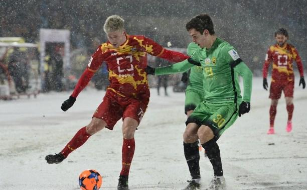 «Арсенал» — «Анжи»: 1:0 первая победа Кирьякова