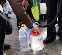 Жителей Кимовска обеспечат питьевой водой