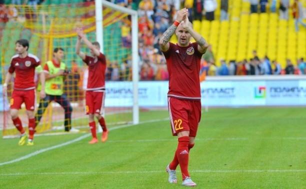 Лукаш Тесак – самый дорогой футболист тульского «Арсенала»