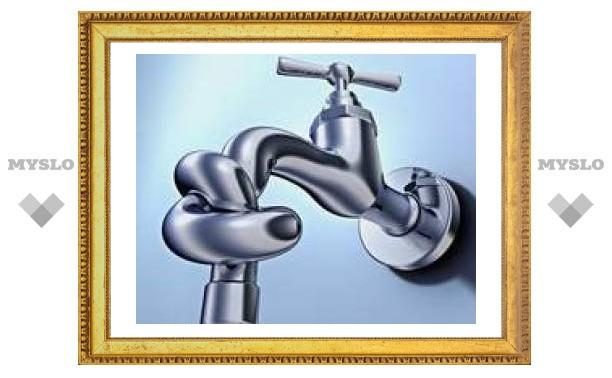 Глава Тулы обещал решить проблемы с подачей воды