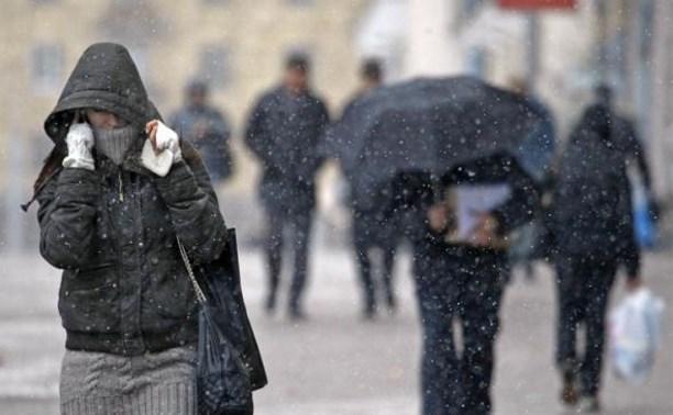 К концу недели в Туле ожидается потепление