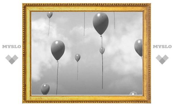 В память о жертвах ДТП в небо выпустят 100 белых шаров