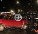 В ДТП на М-2 в Туле пострадали четыре человека