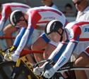 На тульском велотреке собрались гонщики пяти стран