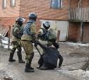 Полиции поставили задачу действовать жёстко и решительно при задержаниях в Плеханово