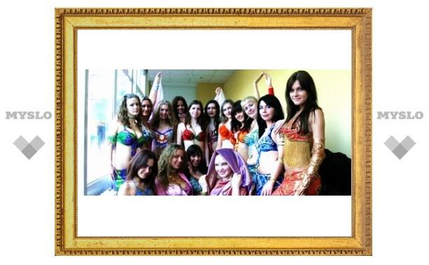 Туляков приглашают на конкурс восточного танца